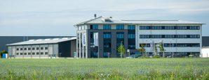 Neubau Firmenzentrale und Lagerhalle in Ampfing